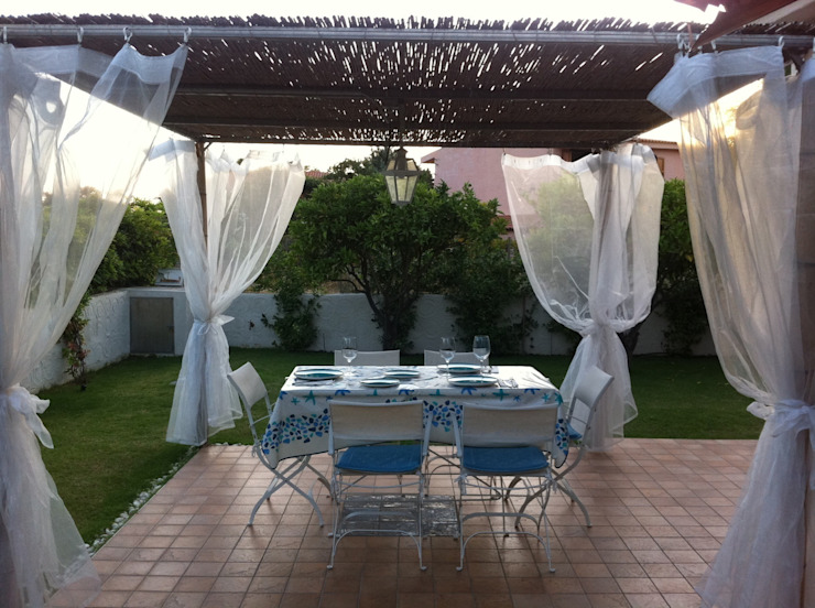 Vezzoli Ristrutturazioni S.r.l. Mediterranean style house
