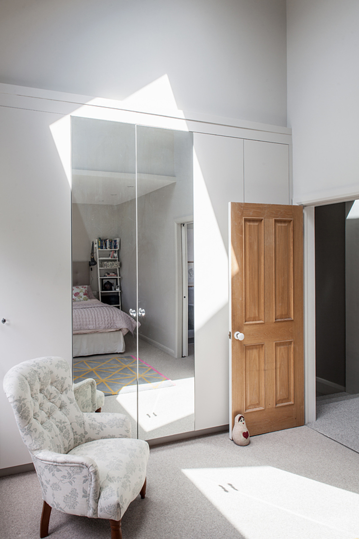 Side Extension Classic style bedroom by Nic Antony Architects Ltd Classic