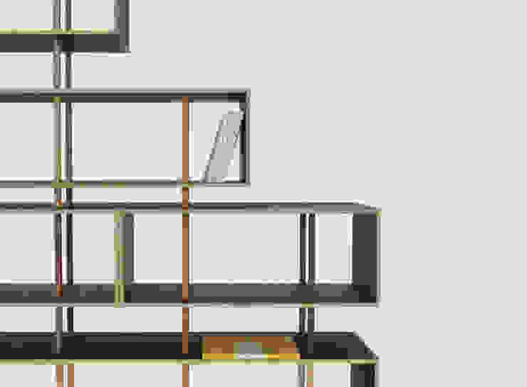 Sistema DLK_librero de Dellekamp Arquitectos Minimalista
