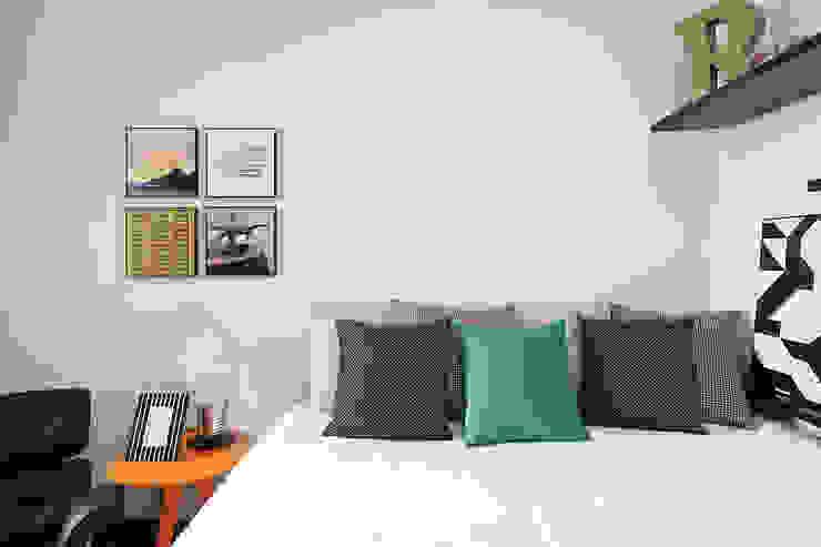 Duda Senna Arquitetura e Decoração Dormitorios de estilo moderno