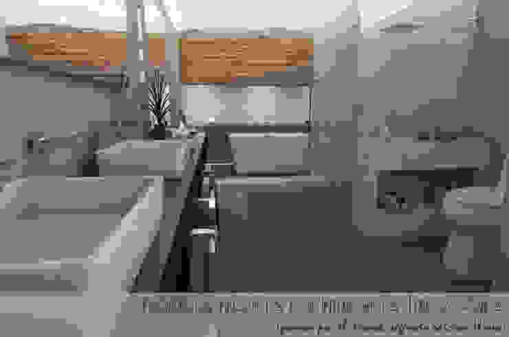 Presentación de proyecto Espacios comerciales de estilo moderno de Interiorista Teresa Avila Moderno