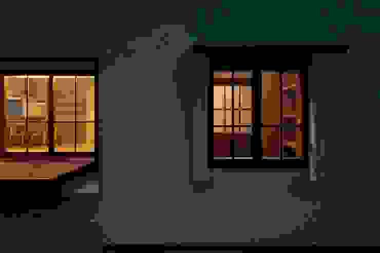 南面外観 クラシカルな 家 の 宇佐美建築設計室 クラシック