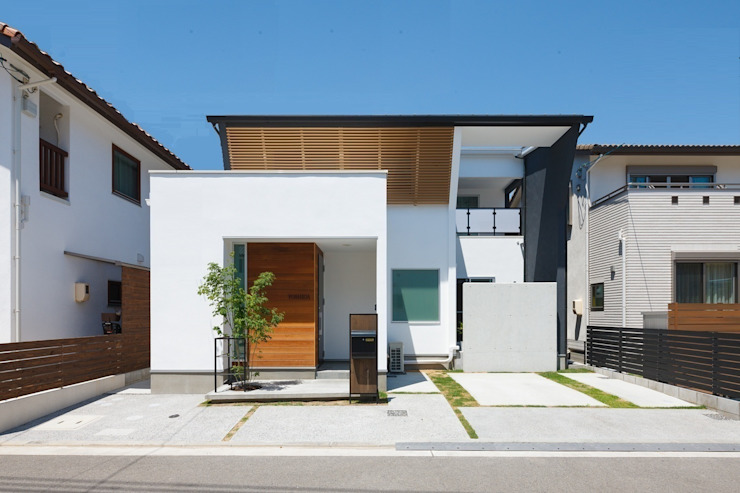 Modern home by 株式会社トランスデザイン Modern