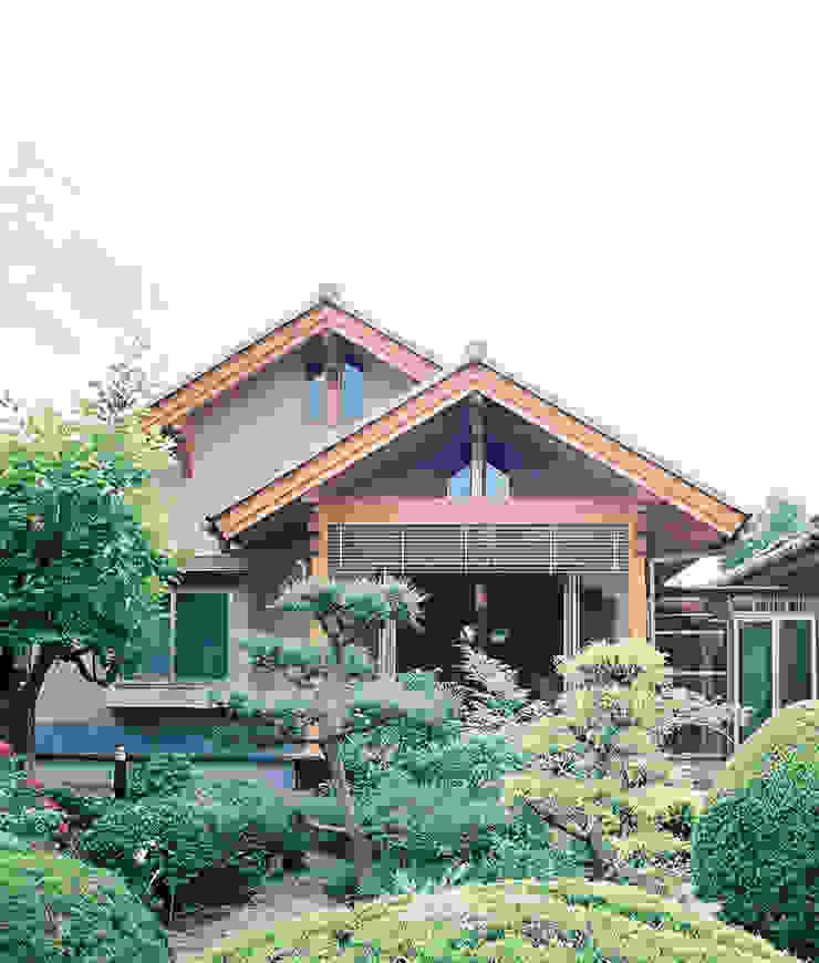 東側外観 カントリーな 家 の 遠藤浩建築設計事務所 H,ENDOH ARCHTECT & ASSOCIATES カントリー