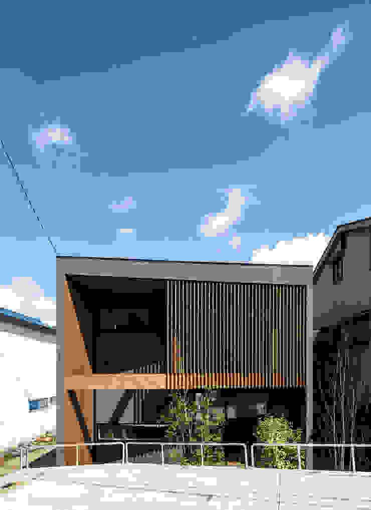 House of Yabugaoka モダンな 家 の flame-planningoffice / 一級建築士事務所フレイム モダン