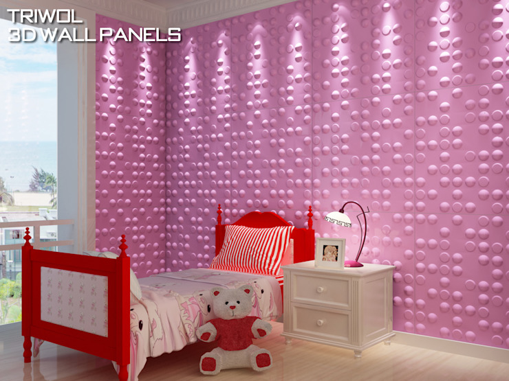 homify Walls & flooringWallpaper