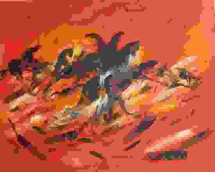 YILKI ATLARI Ressam Bayro(Bayram SALTABAŞ)