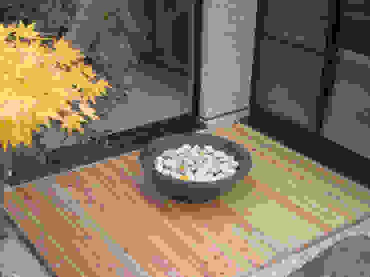 courtyard N2 Moderne Praxen von 山越健造デザインスタジオ Kenzo Yamakoshi Design Studio Modern