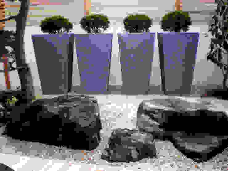 courtyard N5 Moderne Praxen von 山越健造デザインスタジオ Kenzo Yamakoshi Design Studio Modern