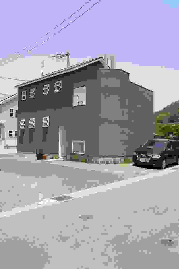 9坪ハウス+α 北欧風 家 の nido architects 古松原敦志一級建築士事務所 北欧
