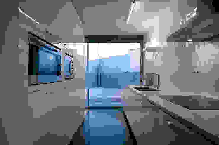 Casa em Azeitão Cozinhas minimalistas por Atelier Central Arquitectos Minimalista