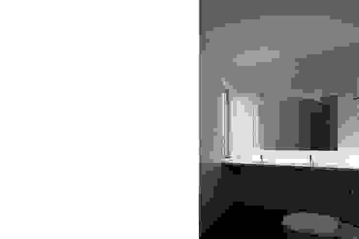 Casa em Azeitão Casas de banho minimalistas por Atelier Central Arquitectos Minimalista