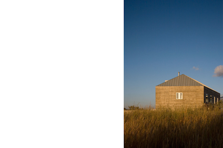 Casa em Azeitão Jardins minimalistas por Atelier Central Arquitectos Minimalista