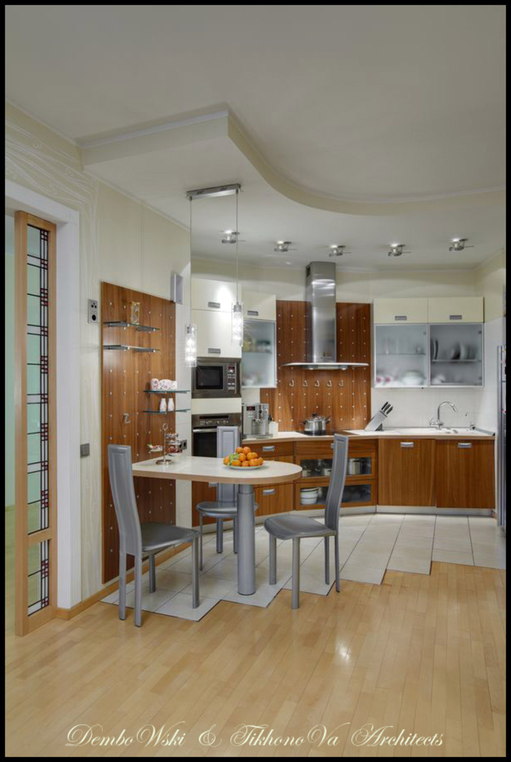 D&T Architects Kitchen