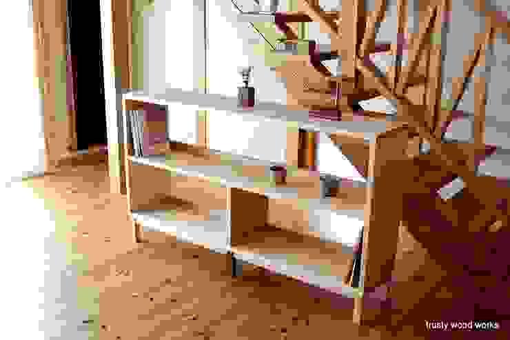 trusty wood works 書房/辦公室儲藏櫃