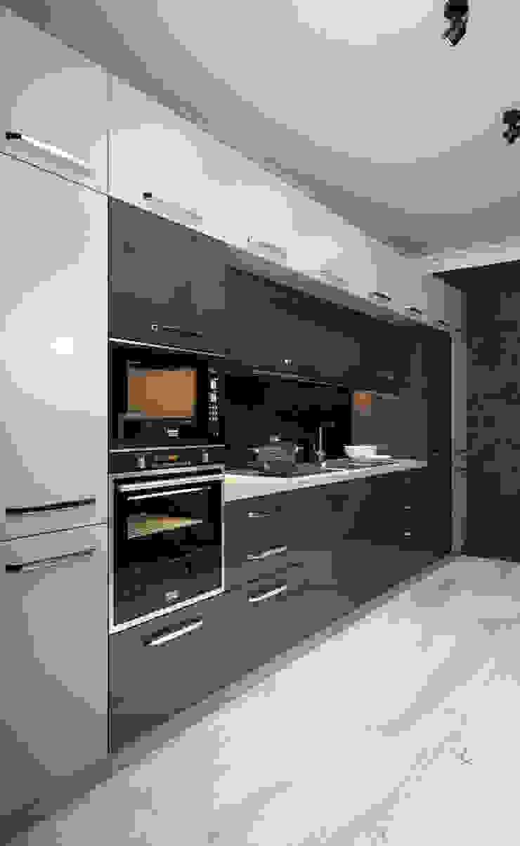 SVAI Studio Cocinas de estilo ecléctico