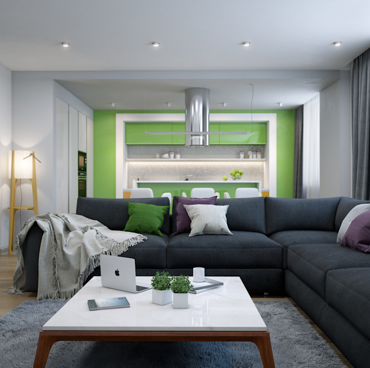 10 examples of modern living room designs | homify