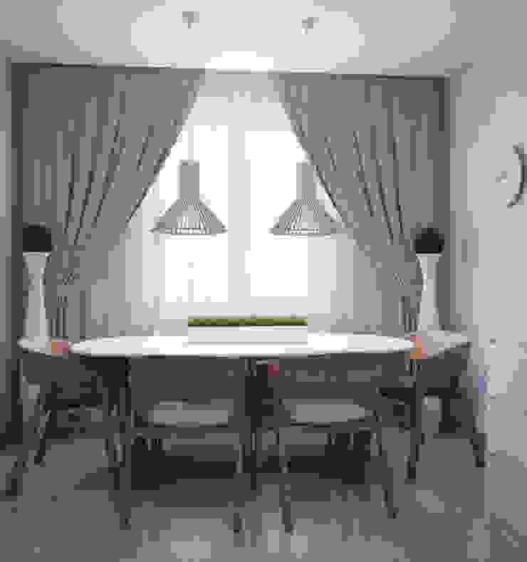 SVAI Studio Comedores de estilo minimalista