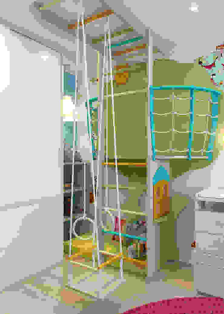 SVAI Studio Dormitorios infantiles de estilo ecléctico