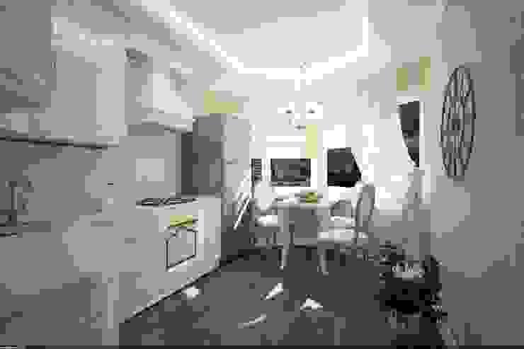 Классика на Бунинских аллеях Кухня в классическом стиле от Veronika Brown Studio Классический