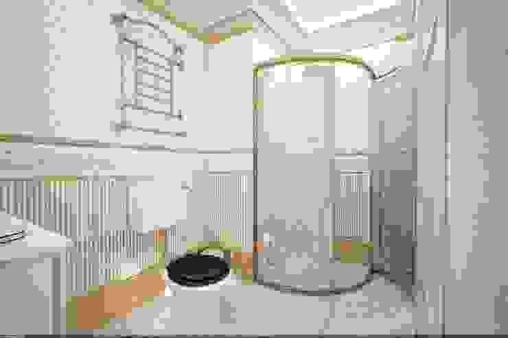 Классика на Бунинских аллеях Ванная в классическом стиле от Veronika Brown Studio Классический