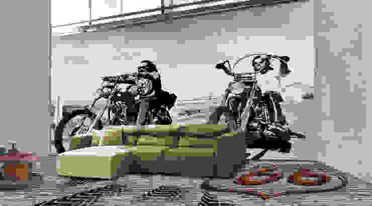 Easy Rider di PIXIE progetti e prodotti Minimalista