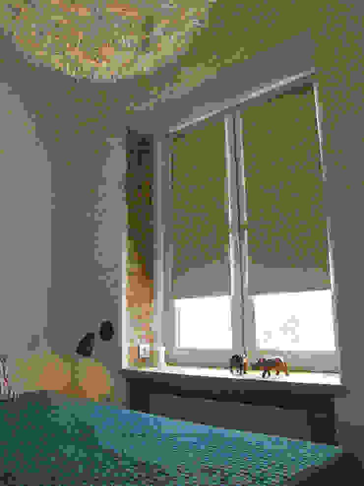 Mint&Brisk Scandinavian style bedroom