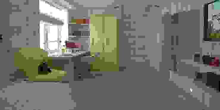 Дизайн-проект квартиры 100 кв. м. Детская комната в стиле модерн от Мастерская архитектуры и дизайна FOX Модерн