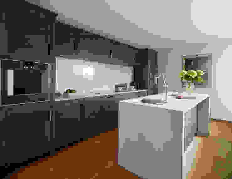 The Markham | St. Albans | Contemporary Urban Kitchen Modern kitchen by Humphrey Munson Modern