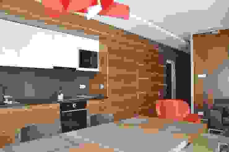 ENDE marcin lewandowicz Modern Kitchen