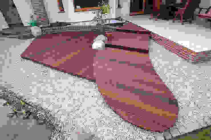 Berühmt Vorher - Nachher: Bau einer genialen Holzterrasse WG46