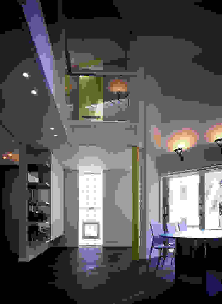 大田原の家: 加藤將己/将建築設計事務所が手掛けた現代のです。,モダン