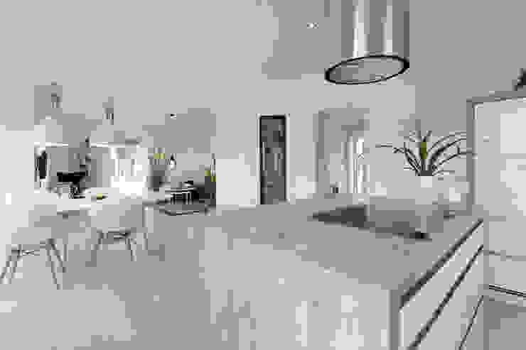 Projekty,  Kuchnia zaprojektowane przez Danhaus GmbH