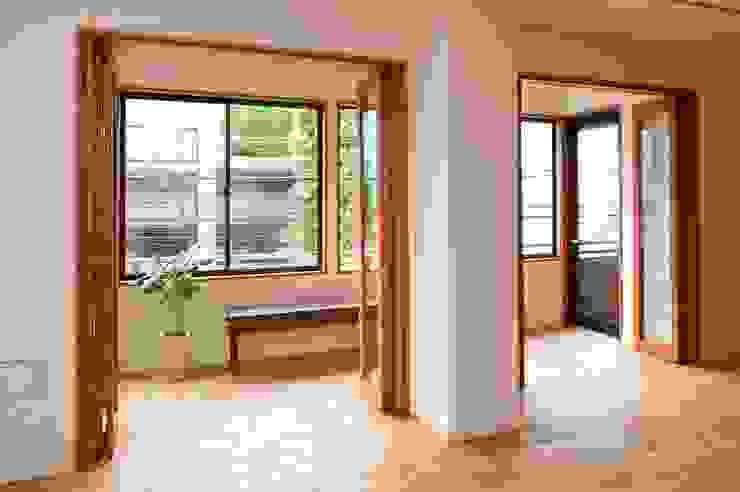 自然素材を用いて、オリジナリティーのある改修を~2世帯リノベ~ の 株式会社スタイル工房
