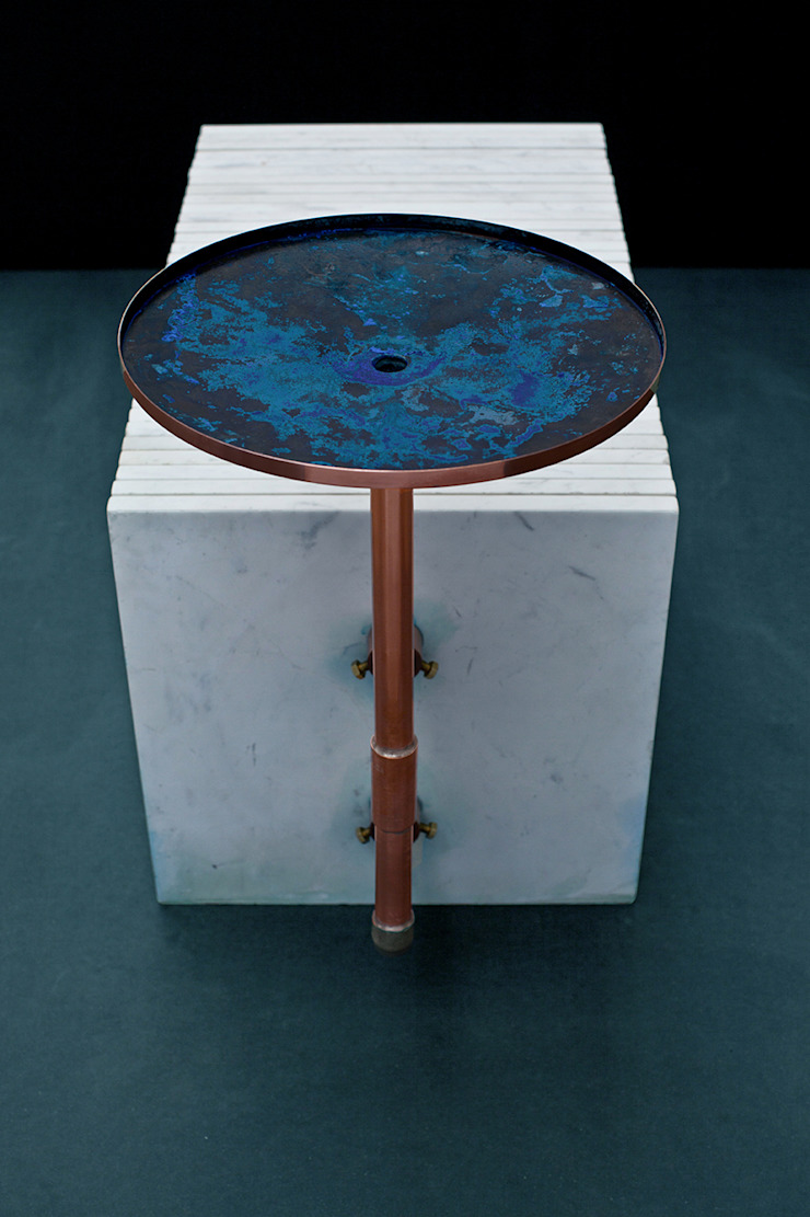 Marble bench van HandMade Industrials Minimalistisch