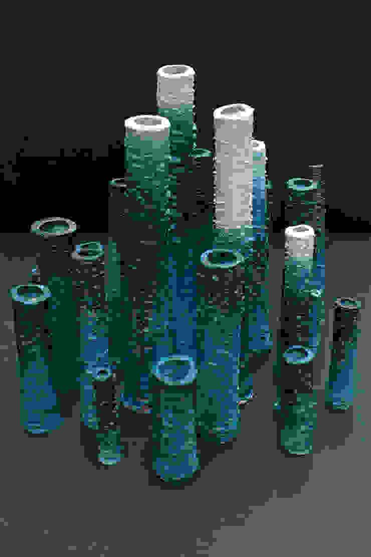 Oxidised vases van HandMade Industrials Minimalistisch