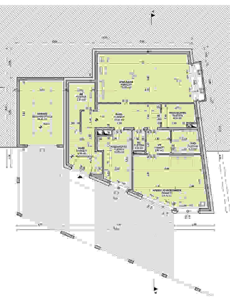 de Angst Architektur ZT GmbH Moderno