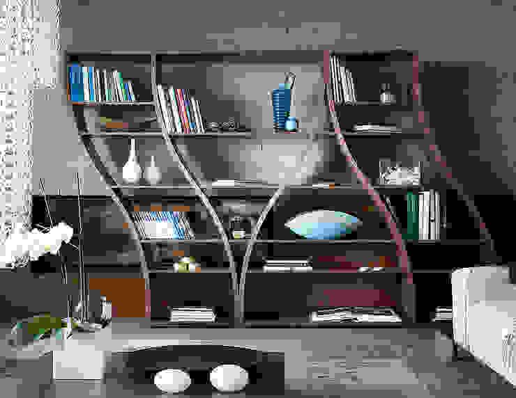 Stefan Heiliger Design リビングルーム棚