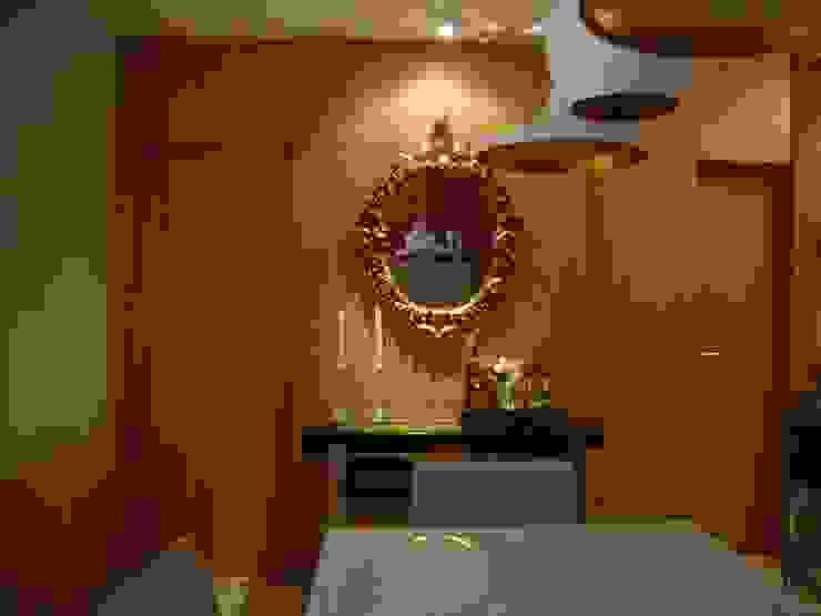 Apartamento Centro Salas de jantar modernas por Geraldo Brognoli Ludwich Arquitetura Moderno