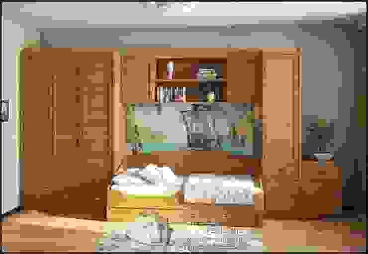 Nursery/kid's room by Бюро домашних интерьеров, Eclectic