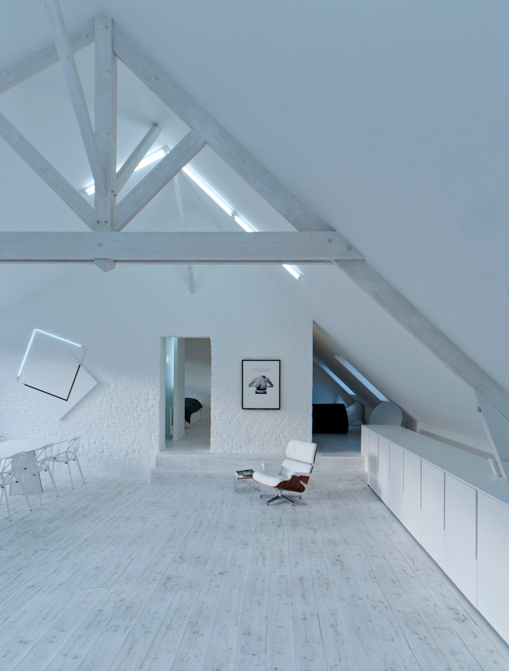 by mayelle architecture intérieur design Iндустріальний