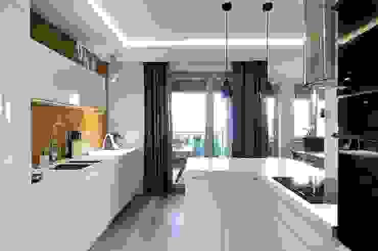 ARTEMA PRACOWANIA ARCHITEKTURY WNĘTRZ 現代廚房設計點子、靈感&圖片