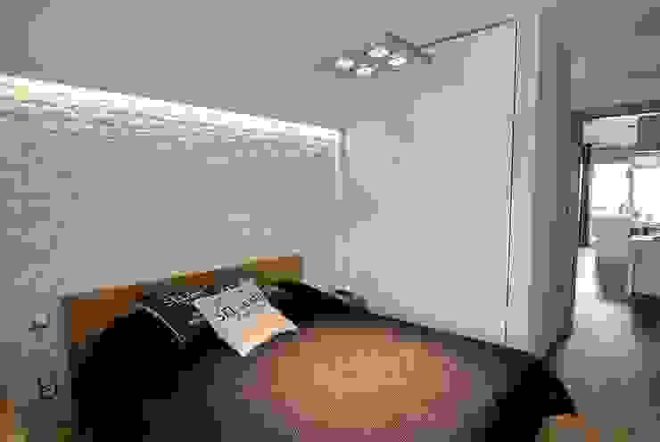 ARTEMA PRACOWANIA ARCHITEKTURY WNĘTRZ 臥室