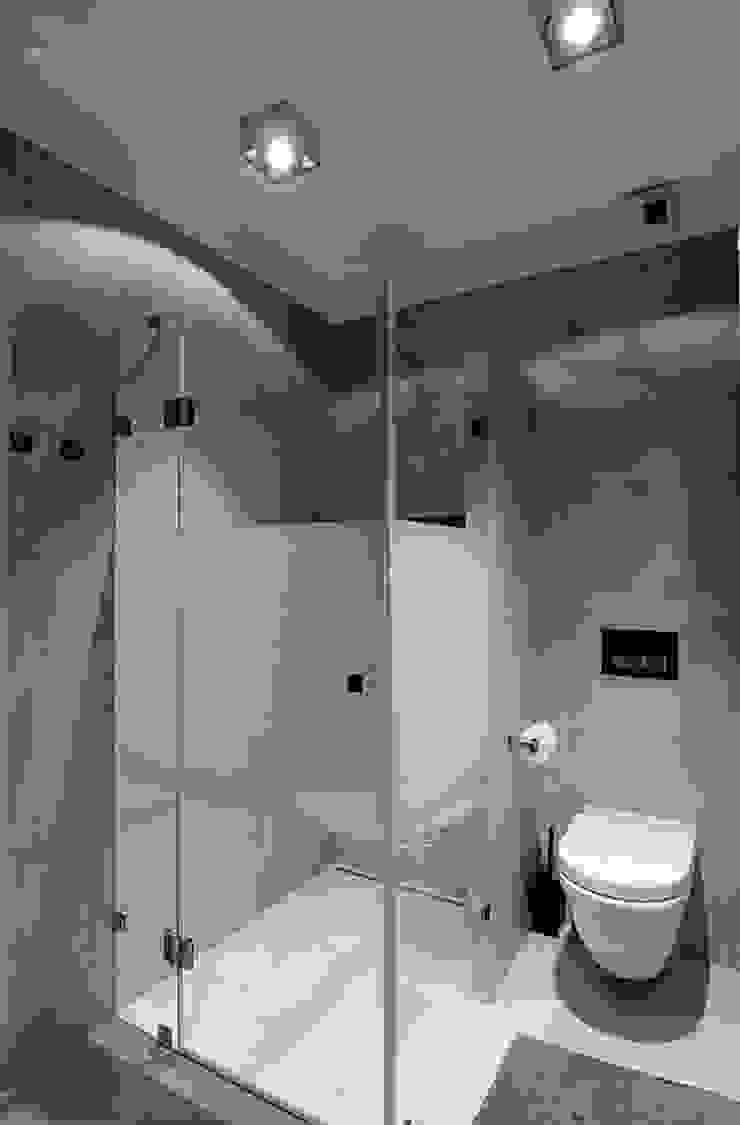 ARTEMA PRACOWANIA ARCHITEKTURY WNĘTRZ 現代浴室設計點子、靈感&圖片