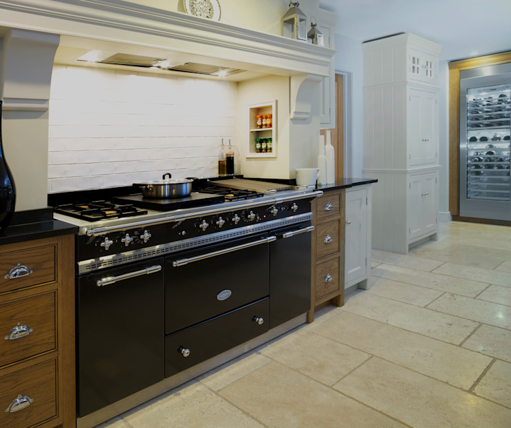 Chadwick House   Grey Painted Contemporary Country Kitchen Humphrey Munson Kitchen