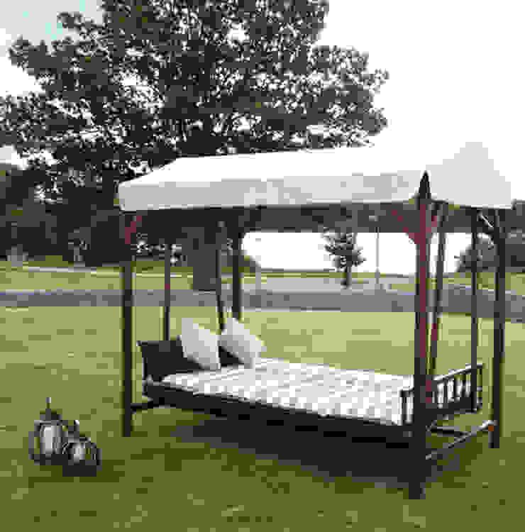 Melby Day Bed Garden Furniture Scotland ltd JardínMobiliario
