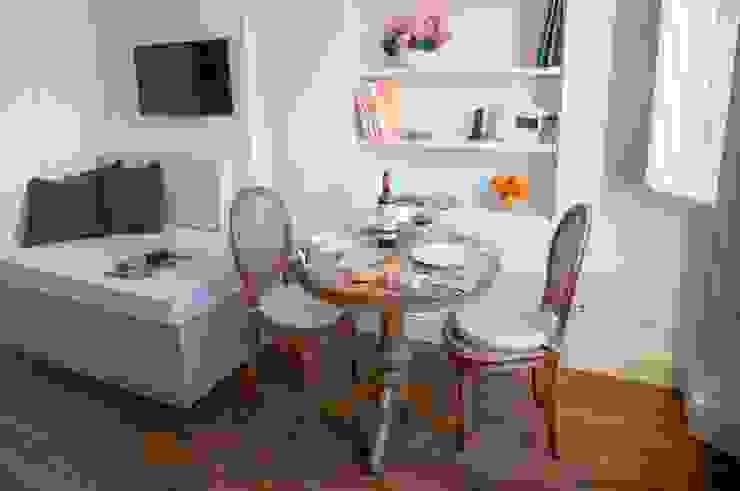 Ciompi Small House Soggiorno classico di Patrizia Massetti Classico