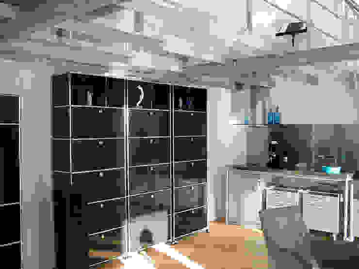 Modern Kitchen by Matthias Bruder, Architekt Modern
