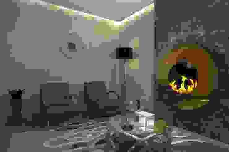 Гостиная Гостиная в классическом стиле от АМСД Классический
