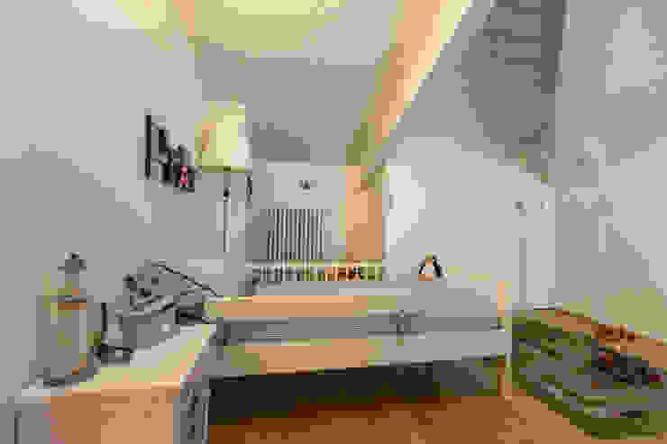 Casa G-F Camera da letto moderna di QUADRASTUDIO Moderno